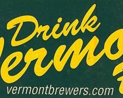 drink vermont beer banner