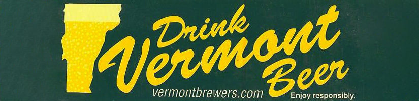 drink vermont craft beer banner