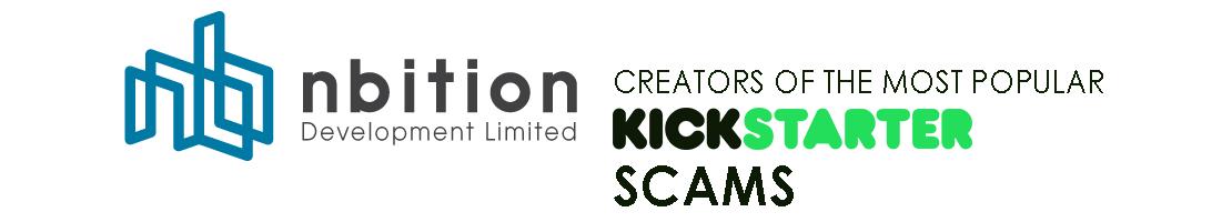 kickstarter scam banner image