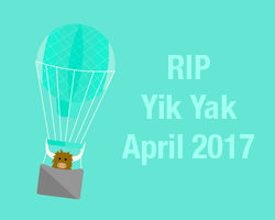 Yik Yak is going out of business