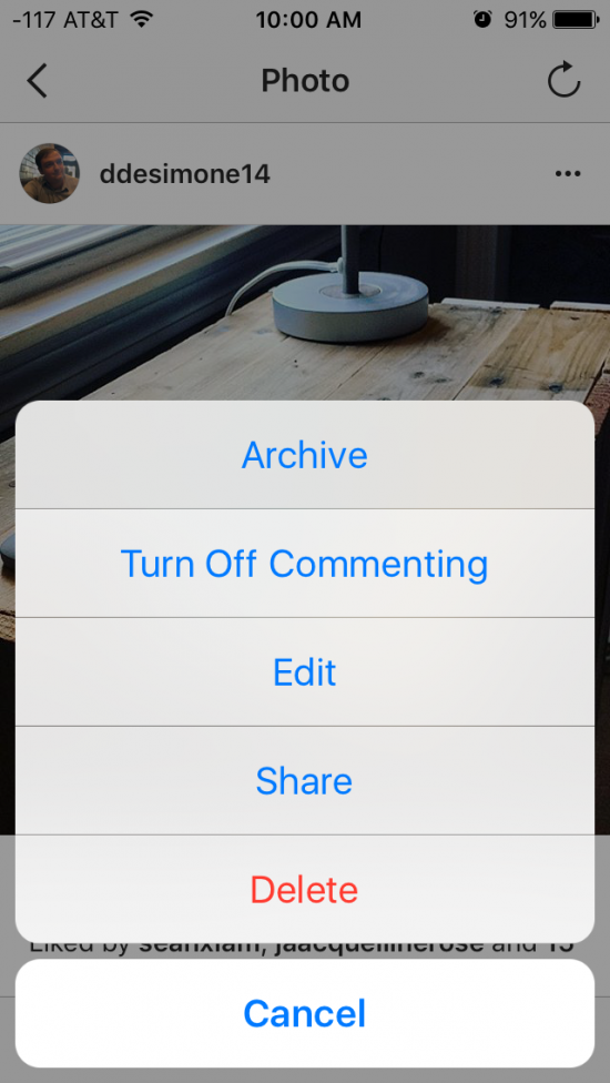 how to archive your old instagram post